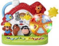 """Интерактивная игрушка Chicco """"Говорящая ферма"""", двуязычная (00009604000180)"""