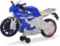 d lex деревянный конструктор мотоцикл с коляской звуковые эффекты Мотоцикл DICKIE Yamaha, 26 см (3764015)