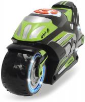 d lex деревянный конструктор мотоцикл с коляской звуковые эффекты Мотоцикл DICKIE музыкальный, 23 см (3764005)