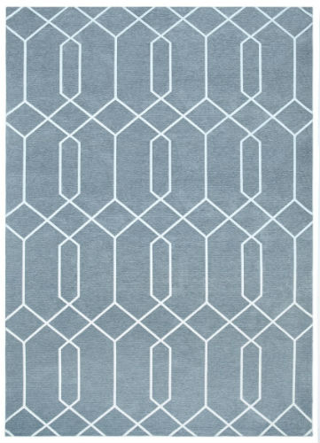 Ковер CARPET-DECOR C1036 Maroc Gray