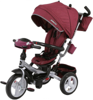 Велосипед детский MOBY-KIDS 641356 New 360 12x10 Air Car
