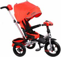 Велосипед детский MOBY-KIDS 641209 New Leader 360 12x10 Air Car