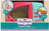 Игрушечная микроволновая печь MARY-POPPINS Умный дом (453178)