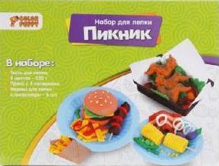 """Набор для лепки COLOR-PUPPY """"Пикник"""" (637005)"""