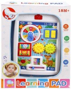 Детский игровой набор Наша Игрушка 65080 Мой первый планшет