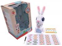 Интерактивная игрушка Наша Игрушка C6 Кролик