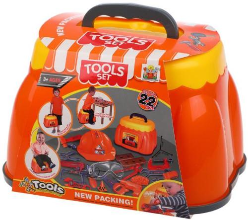 Набор игрушечных инструментов Наша Игрушка 19 предметов (36778-120)