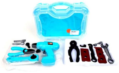 Набор игрушечных инструментов Наша Игрушка 14 предметов (6647-1)