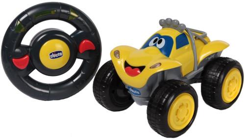 """Машинка Chicco """"Билли-большие колеса"""", желтая (00061759000000)"""