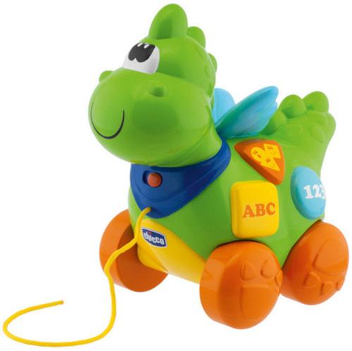 """Интерактивная игрушка Chicco """"Говорящий дракон"""" (00069033000180)"""