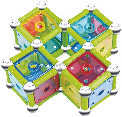 """Конструктор магнитный UNICON """"Magical Magnet: Необычные фигуры"""" (1387363)"""