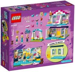 Дом Коттежд Конструктор Lego Friends: Дом Стефани (41398) Киренск