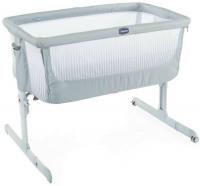 манеж кровать chicco next2me air макс 9кг бежевый от 0 мес до 6 мес 05079620340000 Кроватка Chicco Next2Me Air, Antiguan Sky