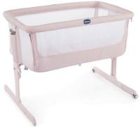 манеж кровать chicco next2me air макс 9кг бежевый от 0 мес до 6 мес 05079620340000 Кроватка Chicco Next2Me Air, Paradise Pink
