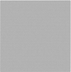 Объявления Конструктор Lego Classic: Строительная Пластина, Серая (10701) Камызяк