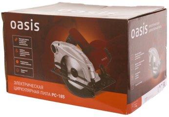 Электропила Циркулярная Oasis Pc-185