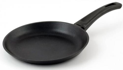 """Сковорода для блинов TIMA """"Шеф"""", 22 см, со скошенным краем (22082П)"""