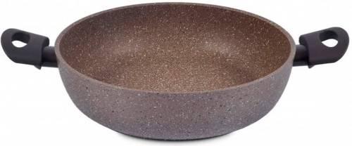 Сотейник TIMA TVS Art Granit, 28 см, 2 ручки (AT-2128)