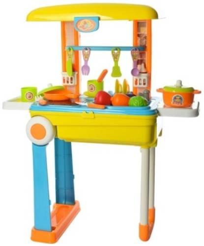 """Детский игровой набор BESTLIKE """"Кухня"""", в чемодане (008-926A)"""