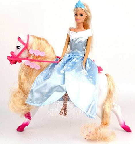 Кукла BESTLIKE с лошадью (99106)