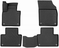 Коврики в салон Element 3D Volvo XC90, 2015+, 4 шт (CARVOL00003) пороги oem чёрные oem tuning cnt23 16xc90 005b для volvo xc90 2015