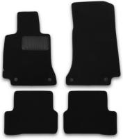 набор автомобильных ковриков klever для mercedes benz e klasse w212 акпп 2014 седан в салон 4 шт kvr02343801210kh Коврики в салон KLEVER Premium Mercedes C-Class, 2014+, седан, универсал, 4 шт (KLEVER03344622110kh)