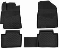 Коврики в салон TRIUMF Volvo XC90, 2015+, 4 шт (CARVOL00003) пороги oem чёрные oem tuning cnt23 16xc90 005b для volvo xc90 2015