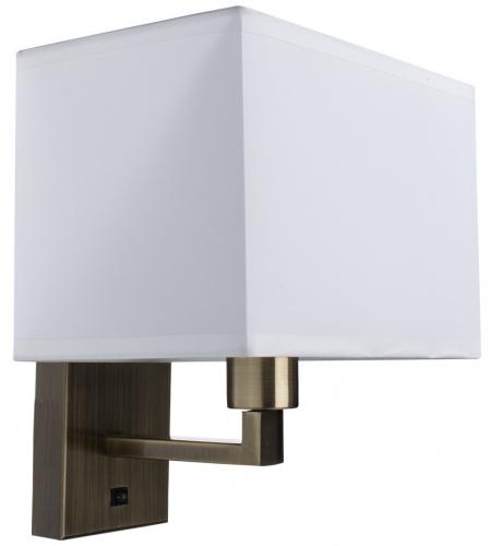 Светильник настенный Arte Lamp Hall (A9248AP-1AB)