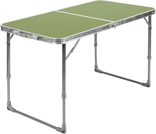 Стол складной для кемпинга NIKA зеленый (ССТ-3/3)