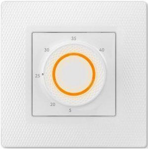 Терморегулятор LumiSmart 25, белый (2239191) - купить розетку и выключатель от Теплолюкс в интернет-магазине Эльдорадо, цены в Москве