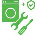 Установка стиральной машины + Защита