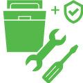 Установка посудомоечной машины + Защита