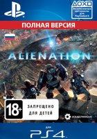 Игра Alienation (русская версия) PS4