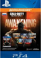 Дополнение Call of Duty: Black Ops III - Awakening PS4