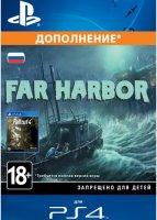 Дополнение Fallout 4: Far Harbor PS4