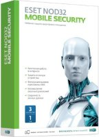 Антивирус ESET NOD32 Mobile Security 1 год