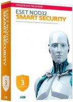 Антивирус ESET NOD32 Smart Security 3ПК/1Г Продление