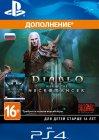 Дополнение Blizzard Diablo III: Rise of the Necromancer