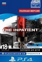 Игра The Inpatient VR PS4