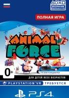 Игра Animal Force PS4
