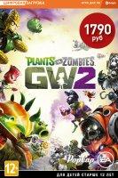 Игра Plants vs. Zombies Garden Warfare 2