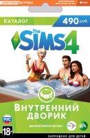 Дополнение The Sims 4. Внутренний дворик. Каталог