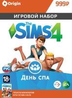 Дополнение The Sims 4. День СПА. Игровой Набор