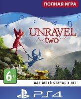Игра Unravel Two (PS4)