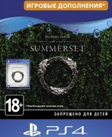Дополнение The Elder Scrolls Online: Summerset (PS4)