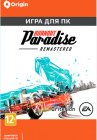 Цифровая версия игры EA Burnout Paradise Remastered (PC)