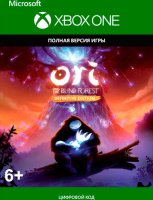 Цифровая версия игры Ori and the Blind Forest: Definitive Edition (Xbox One)