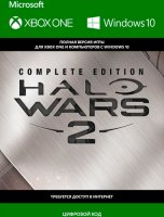 Цифровая версия игры Halo Wars 2: Complete Edition Предзаказ + launch (Xbox One/PC)