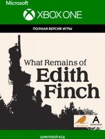 Цифровая версия игры What Remains of Edith Finch (Xbox One)