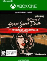 Дополнение Wolfenstein II: TNC: The Diaries of Agent Silent Death (Xbox One)